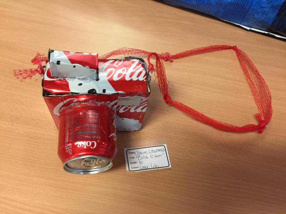 COLA CAM by Jacee Lawrence a 10th grader at Lake City High School